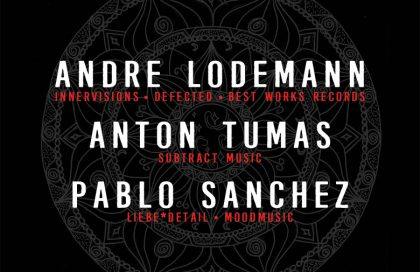 Subtract Presents André Lodemann