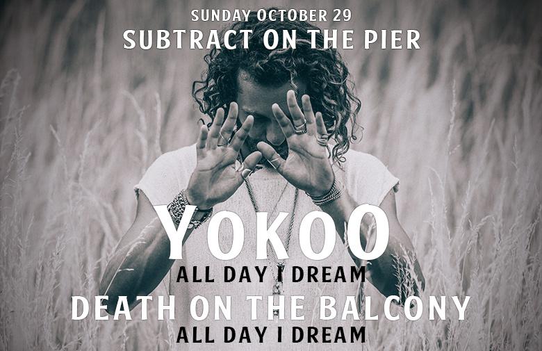 Subtract On The Pier 022: YokoO & Death On The Balcony