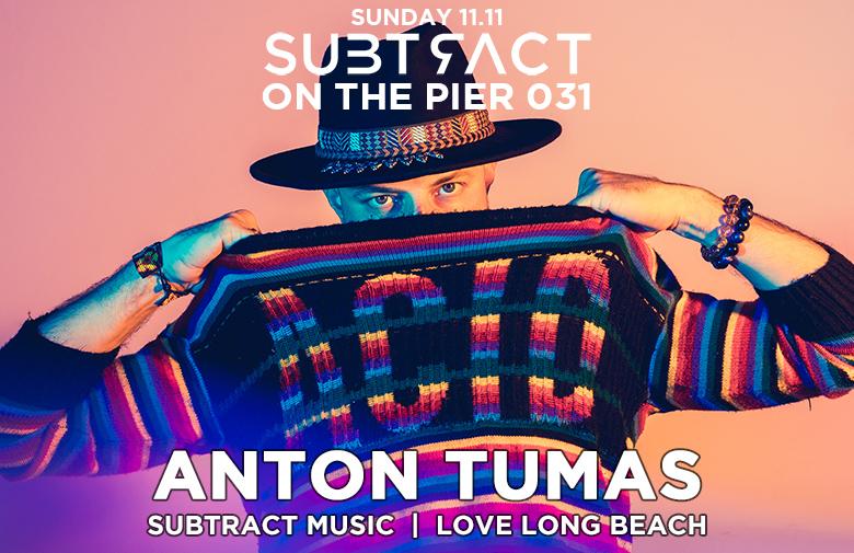 Subtract On The Pier 031: Anton Tumas (FREE)