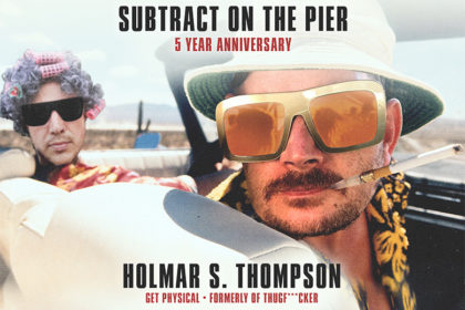 Subtract On The Pier • 5 Year Anniversary